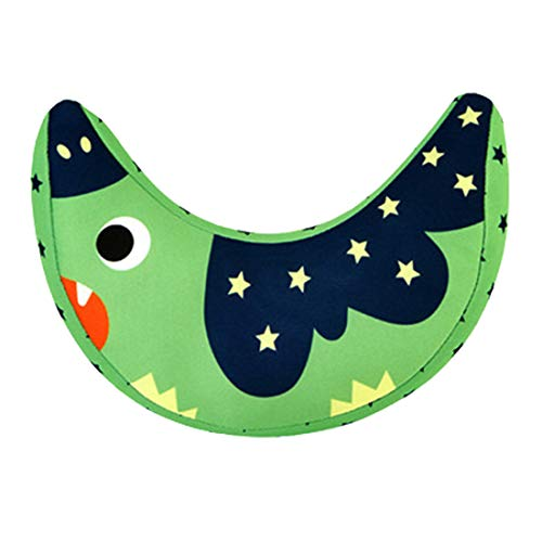 Seatbelt Cover, Kids Seatbelt Pillow Car Seat Travel Pillow Baby Child Seatbelt Cover Gift to The Driver for Christmas/New Year   Seatbelt Pillow (Green)