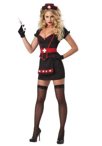[Cardiac Arrest Costume - Small - Dress Size 6-8] (Arrest Shoes Adult)
