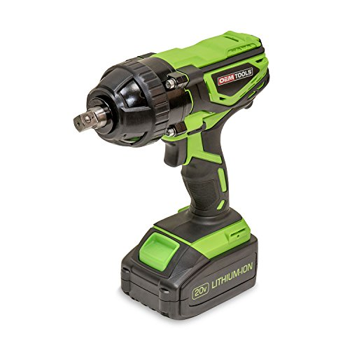 0.5 Drive Impact Wrench - 9