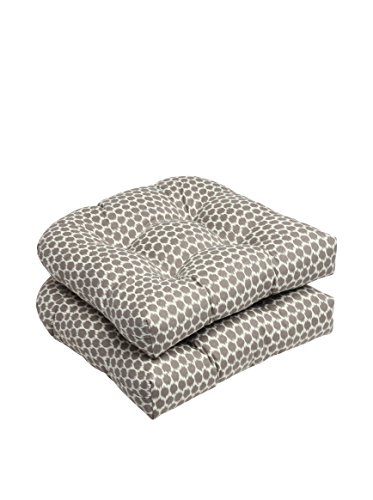 Pillow Perfect Outdoor Sterling Cushion