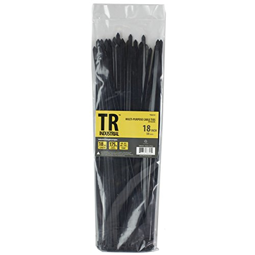 5 Multi-Purpose Cable Ties (50 Piece), 18
