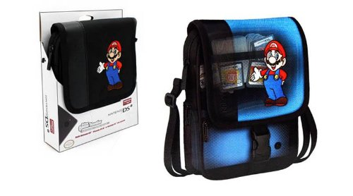 Deluxe Mario Game Traveler for Nintendo DSi, DSi XL & DS ...
