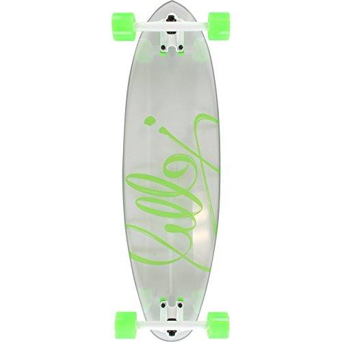 jelly skateboard clear - 1