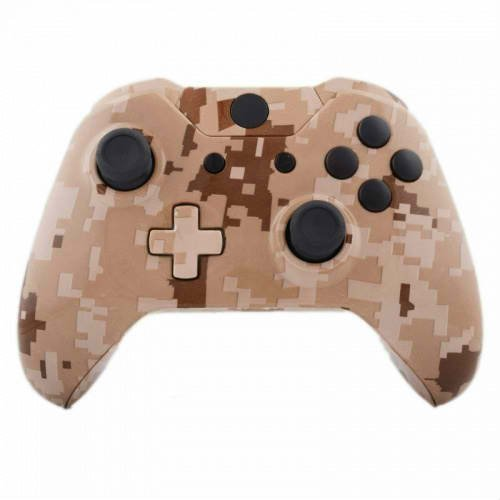 Modfreakz  Shell Kit Hydro Dipped Desert Digital Camo For Xbox One Model 1537 Controllers