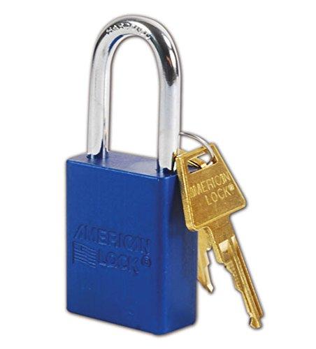 American Lock Aluminum Padlock - 6