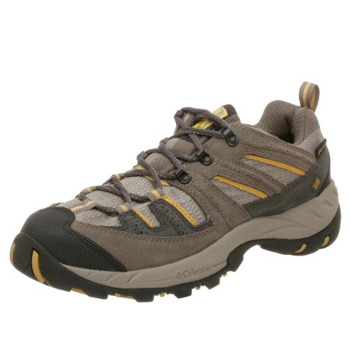 Columbia Men's BM3180 Kestrel XCR Trail Shoe,Mud/Pilsner,15 M ()