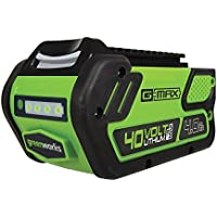 Deals on GreenWorks 29472 G-MAX 40V Li-Ion Battery