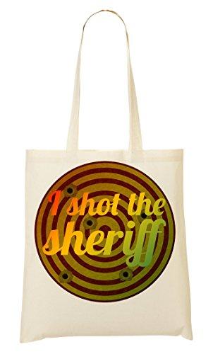 I Shot The Sheriff Bolso De Mano Bolsa De La Compra
