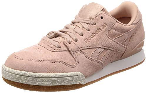 Donna Chiaro Sneakers Phase Reebok 1 Pro Rosa 4Rpxwq