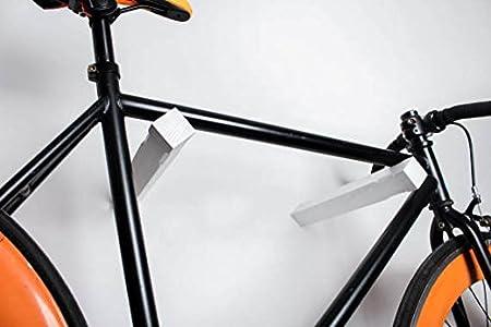 /de madera de fresno en diferentes colores/ Bicicleta pared varillas Dublin/ /Ahorra Espacio y elegante
