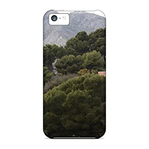 Case Cover Protector For Iphone 5c The Faraway Hills Case