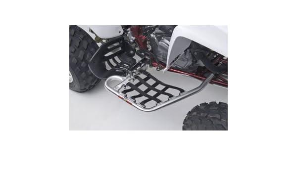 1990-2004 Yamaha Warrior YFM 350X ATV Rear Grab Bar Bumper Red