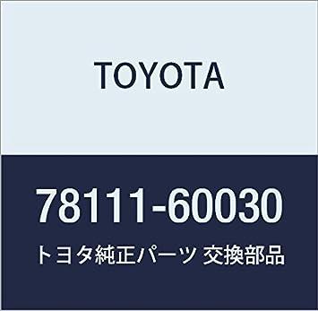 TOYOTA 78111-60030 Accelerator Pedal