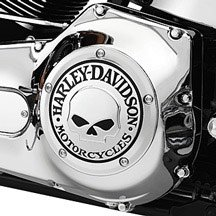 Derby Cover Skull By Willie G Harley Davidson 25441 04a Vehicle