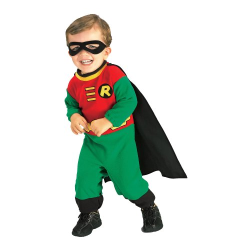 [Teen Titans Robin Costume Accessory - Infant] (Teen Titan Robin Costumes)
