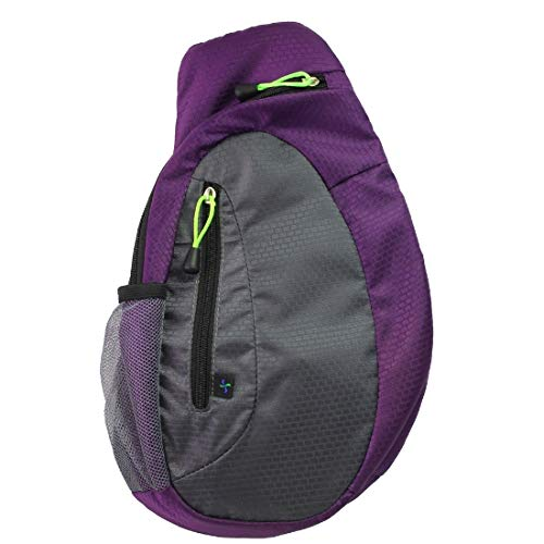 Sugar Medical Insulated Sling Backpack for Diabetes Supplies (Arctic) (Best Diabetic Testing Supplies)