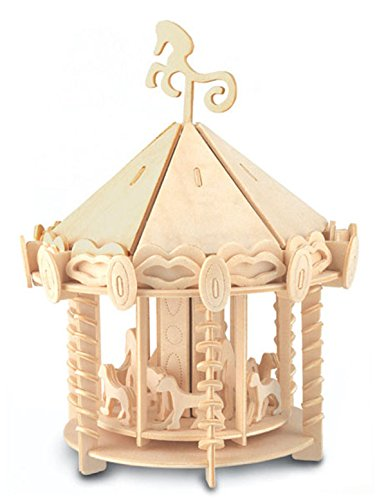Quay Carousel - Woodcraft Construction Kit