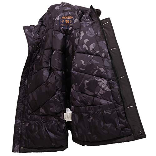 Jacket Artic Nero Parka Black Bimbo 6024x Woolrich Piumino Kid qfwtpYxP