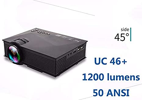 SMEI Actualizar Unic Uc68 Multimedia Home Theatre 1800 Lúmenes Led ...