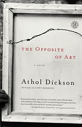 book cover of The Opposite of Art