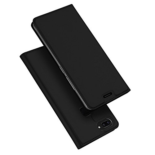 Compatible with Vivo X20 Premium PU Leather Flip Case Casefirst Leather Case with Card Slot and Shock Protection Lightweight - ()