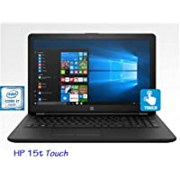 2018 HP 15t Slim Touchscreen Laptop 7th Gen Intel i7 up to 3.5 GHz 8GB 1TB 15.6 HD WebCam WiFi (Certified Refurbished)