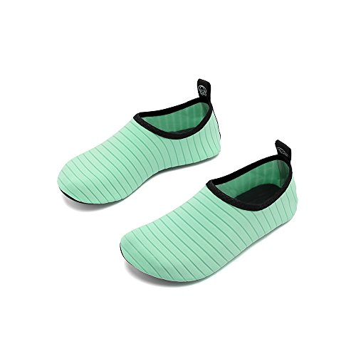 Aqua Coolloog Exercise Women Quick Yoga Beach Kids Unisex Socks Green Shoes Men Dry Barefoot for Water Shoes vSYF4WHv