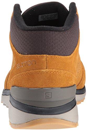 Asphalt Rawhide Chaussures Titanium Ltr Rawhide Marron L38122300 randonnée Titanium Asphalt de Homme Ltr Salomon fnB7wqv