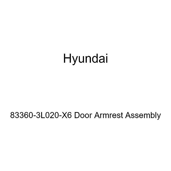 Genuine Hyundai 83360-3L020-X6 Door Armrest Assembly