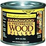FamoWood 36141106 Original Wood Filler - 1/4 Pint, Birch