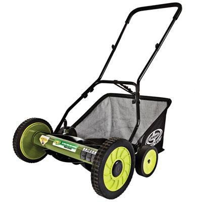 18In Manual Reel Mower ''Prod. Type: Outdoor Living/Lawn & Garden Tools'' by Original Equipment Manufacture (OEM)