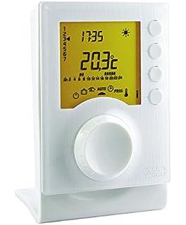 Delta dore tybox - Termostato programable radio tybox137 para calefacción