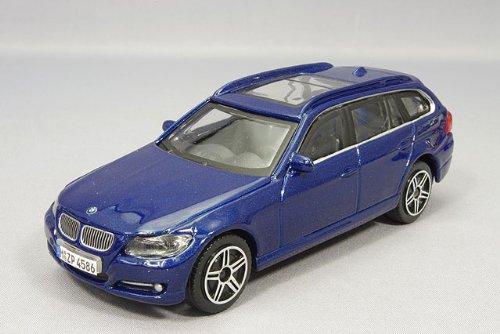 1/43 BMW 3シリーズ ツーリング(メタリックブルー) 18-30220BL