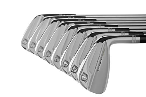Wilson Staff Golf Men's Right Handed Blades (8 piece Set)