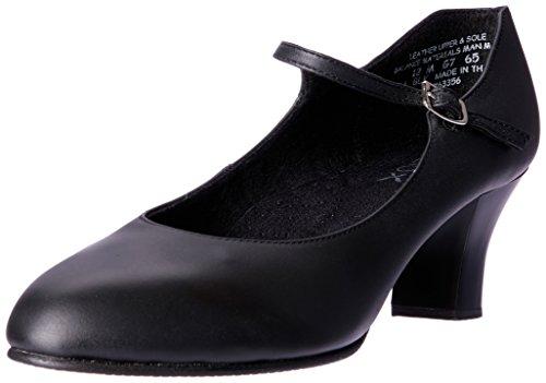 Noir della del scarpe fase di 650 della luce Capezio studenti piede Pv7nnCW