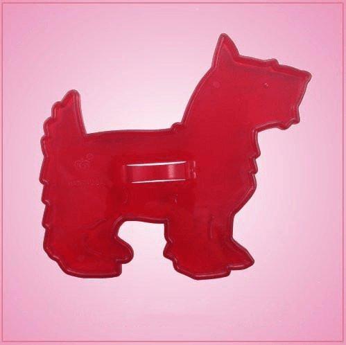 Vintage Style Scottie Dog Cookie - Dog Scotty Cookie Cutter