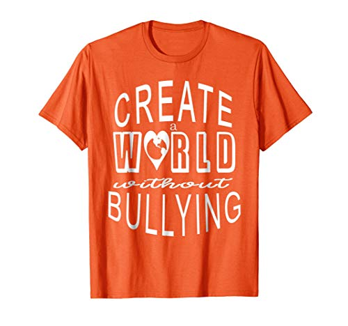 United For Kindness Create a World Without Bullying shirt