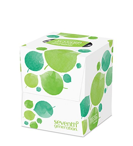 (Seventh Generation Facial Tissue, 2-Ply Sheets, 85-Count Boxes (Pack of 36))