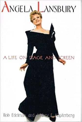 Angela Lansbury: A Life on Stage and Screen: Amazon.co.uk: Rob Edelman, Audrey Kupferberg: 9781559723275: Books