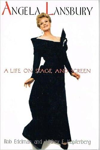 Angela Lansbury: A Life on Stage and Screen: Amazon.co.uk: Rob Edelman, Audrey Kupferberg: 9781559723275: Books