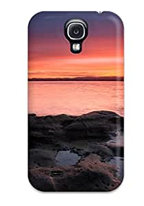 Stephen Gagnon Galaxy S4 Well-designed Hard Case Cover Landscape Photography Protector Sending Screen Protector in Free
