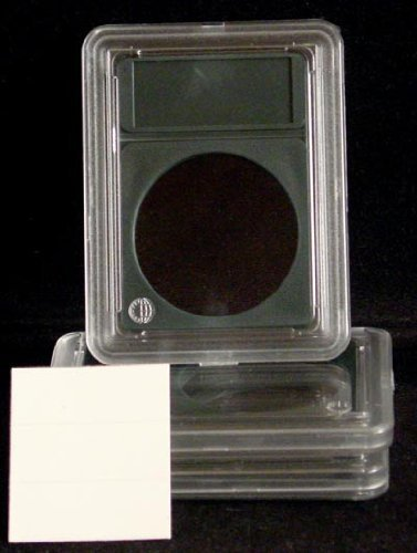 3 Slab Style Coin Holder for 38.1mm Large Dollars by Coin World Premier