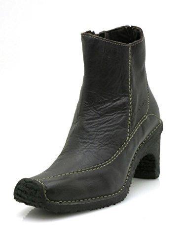 Camel Soho botines de piel para mujer zapatos de cuero, color marrón, talla 38: Amazon.es: Zapatos y complementos