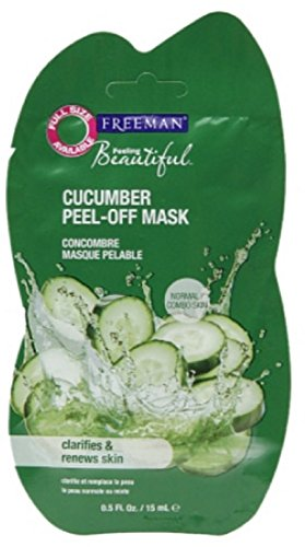 Freeman Facial Cucumber Peel-Off Mask Packette