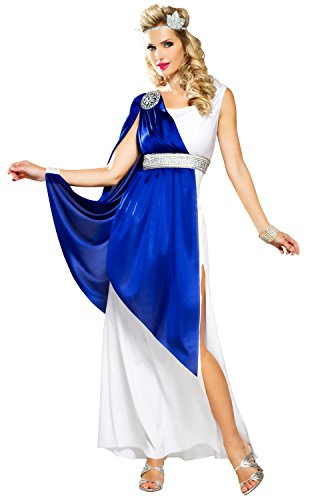 Greek Empress Costume - Womens Small (4-6) -