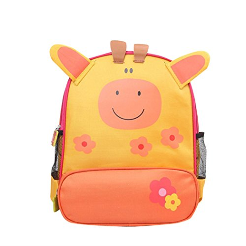 à nouveau petite animé enfance de Sac dessin ans bébé d'école 3 enfant d'éducation Sac dos 6 Loisirs la de Scolaire à Girafe mignon de sac dos xaqxwCU