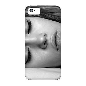 Premium Durable Angelina Jolie Hot Fashion Tpu Iphone 5c Protective Case Cover