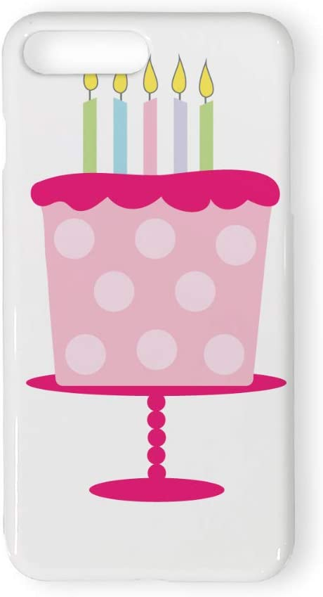 Awesome Amazon Com Mesllings Birthday Cake Simple Print For Iphone 7 8 Funny Birthday Cards Online Eattedamsfinfo