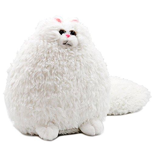 USATDD Persian Cat Plush Stuffed Animal Doll 12