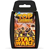 Star Wars Rebels Top Trumps Card Game